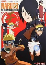 NARUTO THE ANIMATION CHRONICLE Ten Japan Anime Manga Art Book 2017 NEW