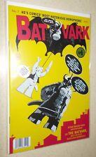 Batvark #1 Nm Bob Kane Cover Aardvark Vanaheim Comics Batman #1 Homage Cover