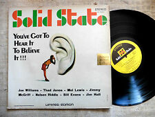 You've Got To Hear It...To Believe It!!! Jim hall, Bill Evans, Nelson Riddle LP