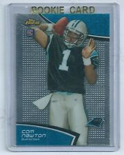 Cam Newton 2011 Topps Finest Rookie Card #125 rc