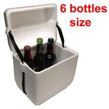 6L Polystyrene styrofoam padded foam cooler ice picnic box icebox planter