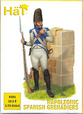 HäT/HaT Napoleonic Wars 1803-1815 Spanish Grenadiers Infantry 1/72 Scale 25mm