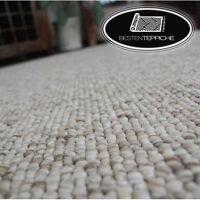 DICK Läufer exklusive Teppiche beige Moderne Loop Teppichboden Breite 50-200 cm