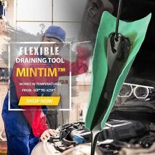 2 Sizes Mintiml  Flexible Draining Tool FUNNEL FLEXIBLE OIL DRAINING FUNNEL TOOL
