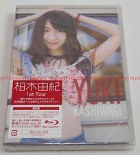 New Kashiwagi Yuki 1st Tour Nete mo Samete mo Yukirin World Blu-ray CD Japan