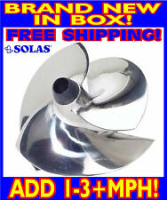 SeaDoo 1996-2000 GTS 720 SOLAS SD-SC-X 16/23 Impeller Improve Top Speed & Accel