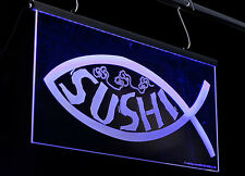 SUSHI Lighted Sign, Better than Neon Sign!