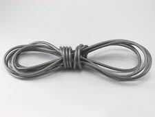 (3,30 Euro/M ) 2m Cordes de Bâche 8mm Argent Compteur Plastique Remorque Rope