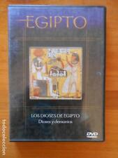 DVD EGIPTO - LOS DIOSES DE EGIPTO - DIOSES Y DEMONIOS (Y4)
