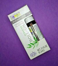 Aura Cacia Essential Oil Blend Soothing Eucalyptus Clearing Roll-On 0.31oz  NEW