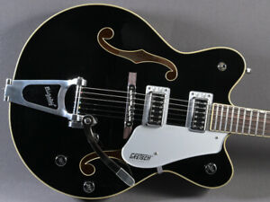Gretsch G5422T Electromatic Hollow Body DC w. Bigsby Black