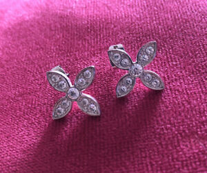 Marks And Spencer Cubic Zirconia Earrings