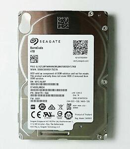 4TB Seagate ST4000LM024 BarraCuda interne SATA 600 Festplatte 2,5 Zoll 128 MB