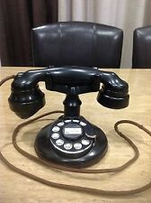 Western Electric 1924 Model A1 Handset Mounting