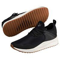 Puma Pacer Next Cage hohe Sneaker Softfoam 365284 Schwarz Weiß gefüttert SALE