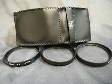 Hoya 52mm CLOSE-UP Lens  Set 52 mm +1 +2 +4