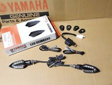"Yamaha MT09 / Tracer ""Satz LED Blinker"" mit Relais u Adapterkabel"