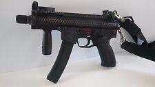 Tippman A5 Paintball Gun w/ E-Trigger + Case Electronic Full Auto HK MP5 Rifle