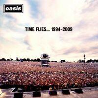 "OASIS ""TIME FLIES 1994-2009 (BEST OF)"" 2 CD NEW"