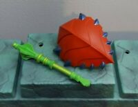 Masters Of The Universe Classics Clawful Shield & Club Mace Accessory Part MOTUC