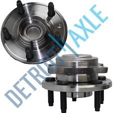 TWO Rear Wheel Bearing & Hub Assembly Ford Freestyle Taurus Montego Sable FWD
