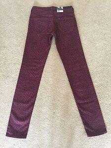 Women's Lee Scarlett Skinny Stretch Ankle Grazer Jeans W26 L33 BNWT (716)