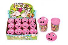 Rumore di maiale Putty vasche - 3459 Silly Scherzo Trucco Giocattolo rumorosi Piggy Divertente Party Bag