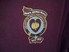 Hearts Football Shirt 14/15 Home Adidas  XL Rare collectors shirt