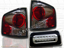 94-04 S10 S-10 SONOMA TAIL LIGHTS SMOKE + 3RD BRAKE LIGHT 95 96 97 98 99 00 01