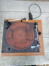 More details for vintage twin arm record player