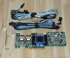 Adaptec Raid Controller ASR-6805T 8 Ports PCIE2 x8 512MB+2*8087 70CM