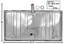 1969 Camaro, Firebird Gas Tank Stainless New