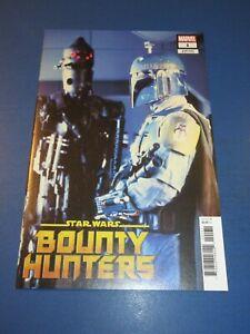 Star Wars Bounty Hunters #1 Movie Variant NM- Beauty Hot Wow