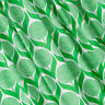 Scandinavian fabric remnants half metre offcuts geometric floral kelly green