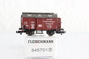 N FLEISCHMANN 845701 Weinkesselwagen DRG GÜTERWAGEN boxcar OVP J55