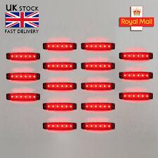 16 X 24v SMD LED Luz de marcador lateral se ajusta MAN VOLVO IVECO MERCEDES SCANIA DAF