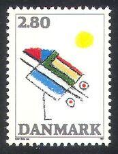 Denmark 1987 Ejler Bille/Art/Paintings/Artists/Modern/Contemporary 1v (n41674)