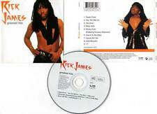 "RICK JAMES ""Greatest Hits"" (CD) 9 Titres : Super Freak... 1998"