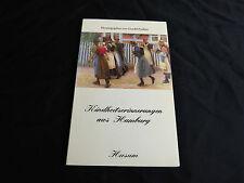 Buch : Kindheitserinnerungen aus Hamburg  -  Husum