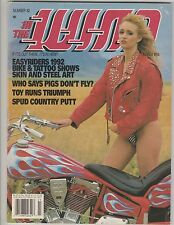 In the Wind Magazine by Easyriders~March 1994~#62