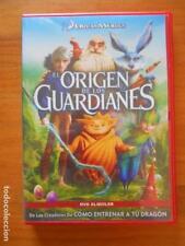 DVD EL ORIGEN DE LOS GUARDIANES - EDICION DE ALQUILER (A6)