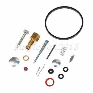 1Pc Carburetor Carb Rebuild Kit Parts For Stens 520-338 Tecumseh 31840 2HP-7HP