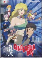 Cinderella Boy - Serie Completa - Cofanetto con 3 Dvd - Nuovo Sigillato