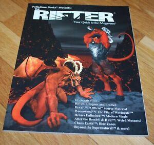 RIFTS The Rifter #46