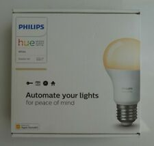 Phillips Hue White Starter Kit w/ Bulb Adapter