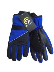 NWT Champion Boys 8/16Winter 3M Thinsulate Waterproof Reflective Ski Snow Gloves