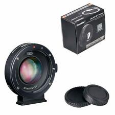 Commlite Lens Adapter EF to M4/3 with Electronic Iris and AF 0.71x Speed Booster