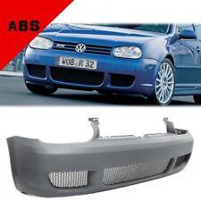 PARECHOC PARE CHOC AVANT PREMIUM POUR VW GOLF 4 LOOK R32 - MATIERE ABS - GRILLES