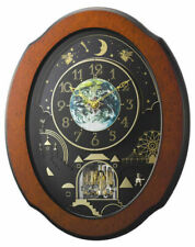 Timecracker Cosmos Musical Magic Motion Clock Rhythm Clocks 4MH879WU06
