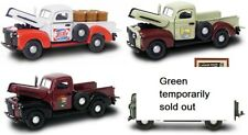 Ford Pickup 1942-1947 V8 ½-ton Flatbed Truck 1/43 Gearbox choose your color
